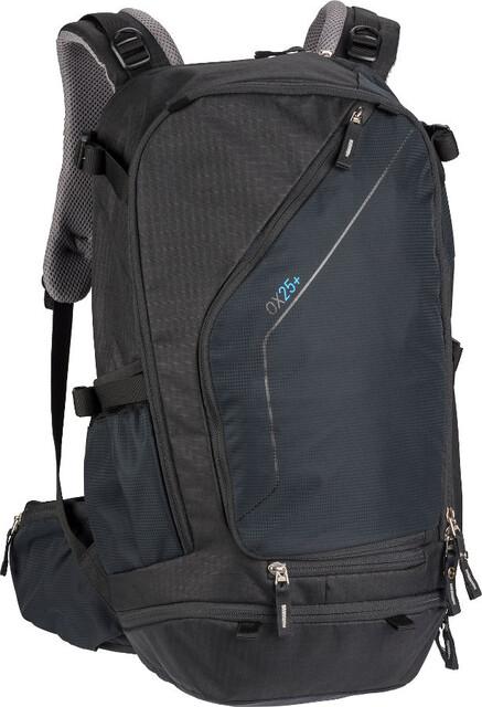 Rucksack Für Kletterausrüstung : Cube ox rucksack black campz